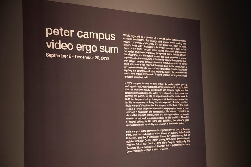 20191015 SECCA Peter Campus Opening Video Ergo Sum 005Ed.jpg
