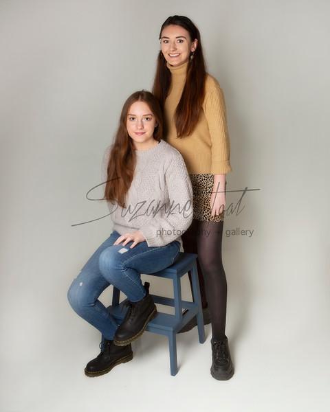 Nina and Jasmin