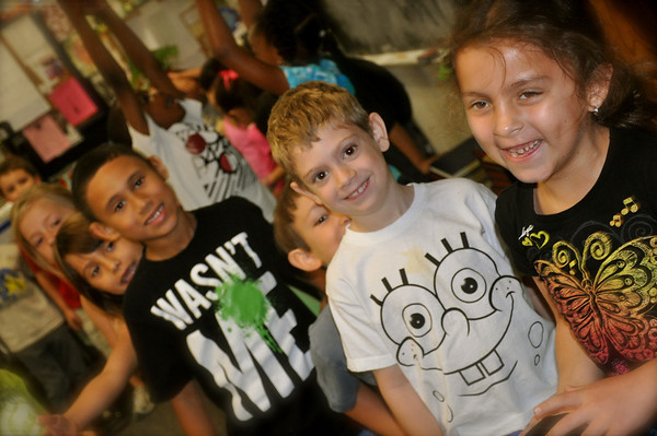 2011 Field Day at Brookhollow Elem.