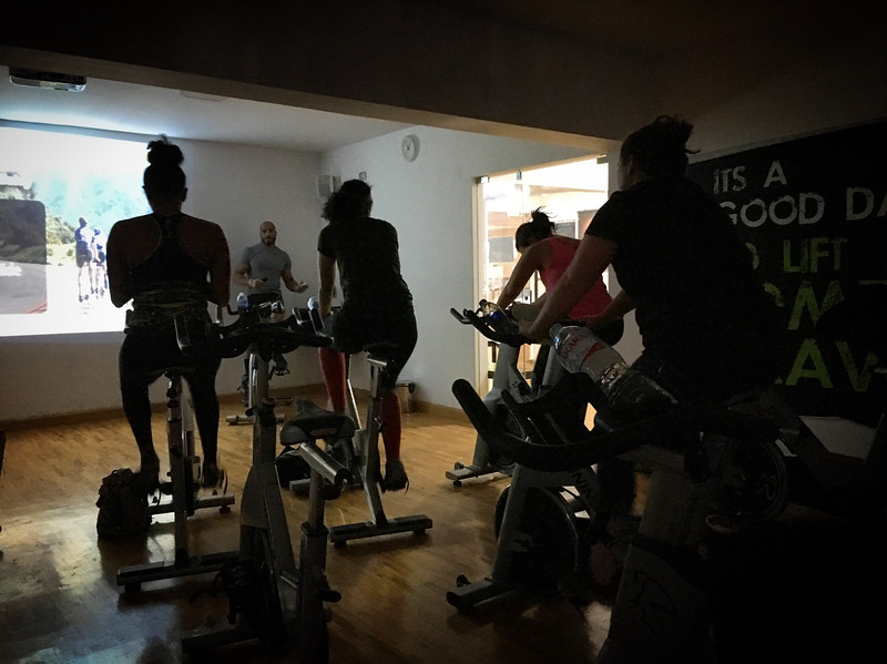 Fitness Time | 24 Hour Project | Cairo 7th April 2018