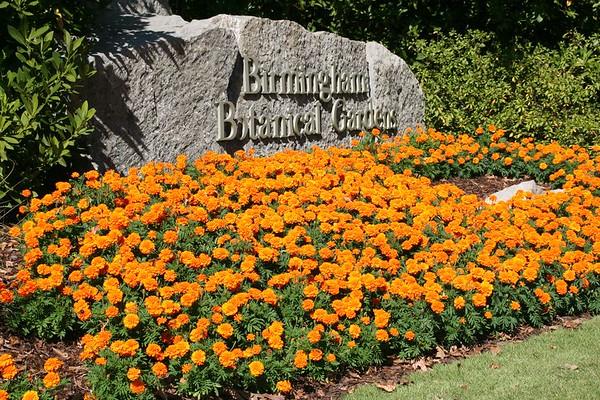 Birmingham Botanical Garden 10/23/05