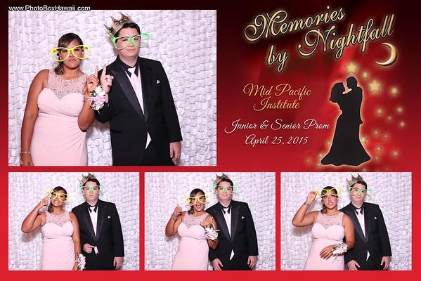 Mid Pacific Instutute Junior & Senior Prom