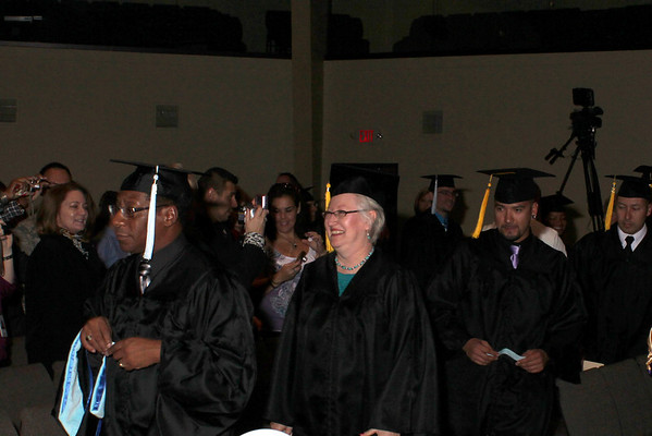 Wayland Graduation Nov. 18, 2011