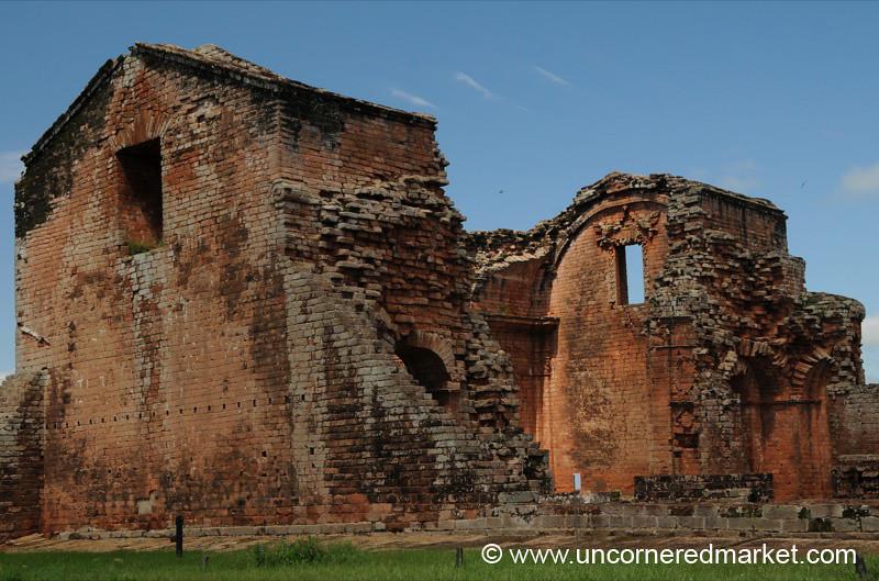 Jesuit Ruins - Trinidad, Paraguay