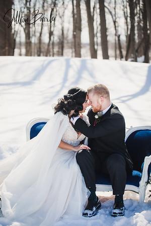 La Galleria | Winter Wedding