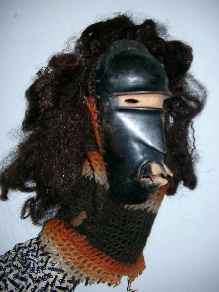 Máscara Catoio