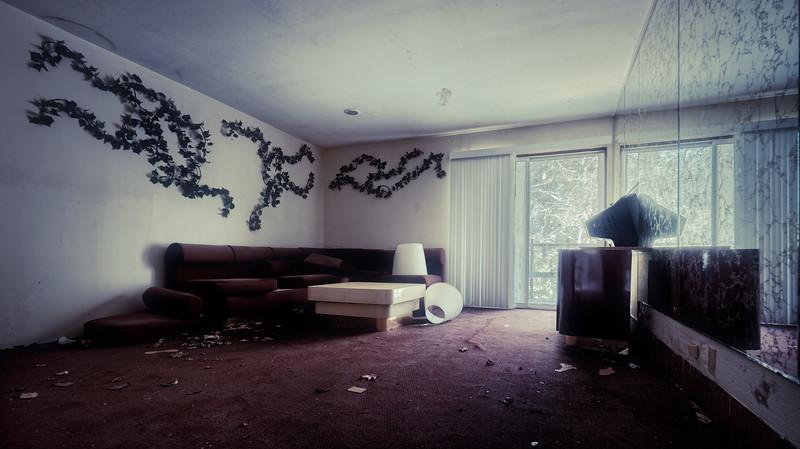 Penn Hills Abandoned Resort