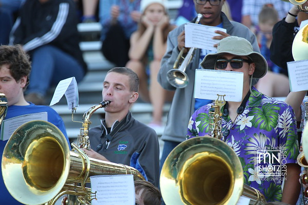 Fall Marching Band