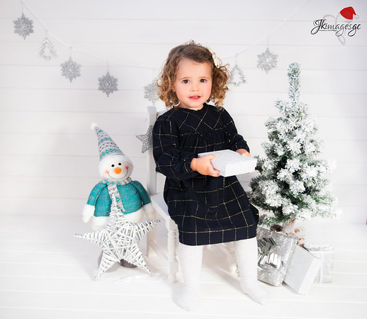 Nailah Christmas 2018 Mini session