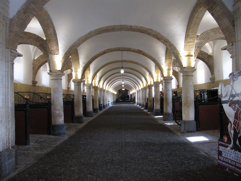 Royal Stables at Córdoba