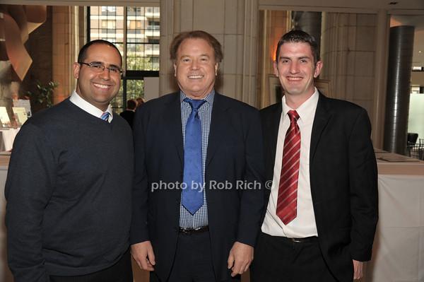John Figueroa, Patrick Clarke, Aidan Donnelly   photo  by Rob Rich © 2014 robwayne1@aol.com 516-676-3939