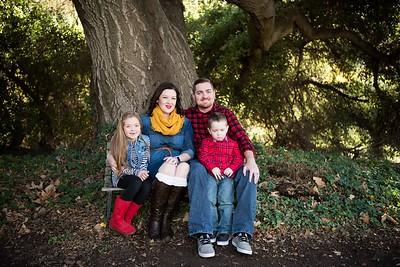 Kathy, Brandon, Ava & Leo