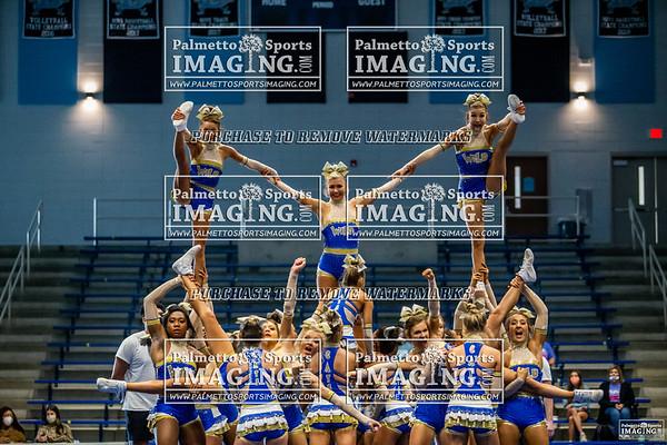 Lexington Varsity Cheer 5A Qualifier