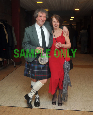 The Burns Supper 2012