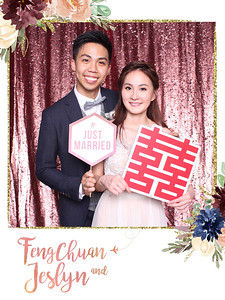 FengChuan and Jeslyn