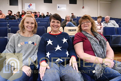 2018-12-13 FANS Fans at Lawson State-Northeast basketball Game