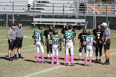 Oct 13 Playoff vs Forest Hills