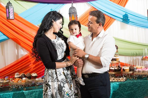 Bilal Fares Birthday
