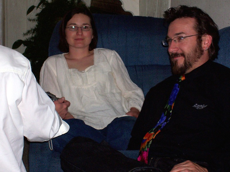 Monica & Tony, 4-16-06, Easter, 02.jpg