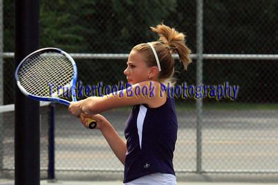 2008 Girls Tennis / Edison