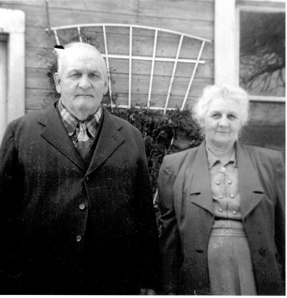 Chauncy & Lottie Schuyler