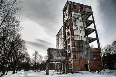 Abandoned Farm (Naro-Fominsk)