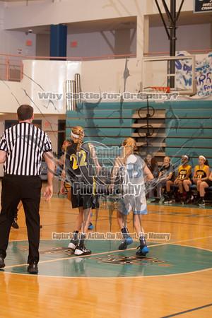 JV Girls Basketball 9Jan14
