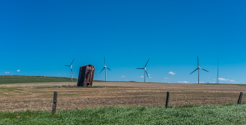 Wind Power and Tilt