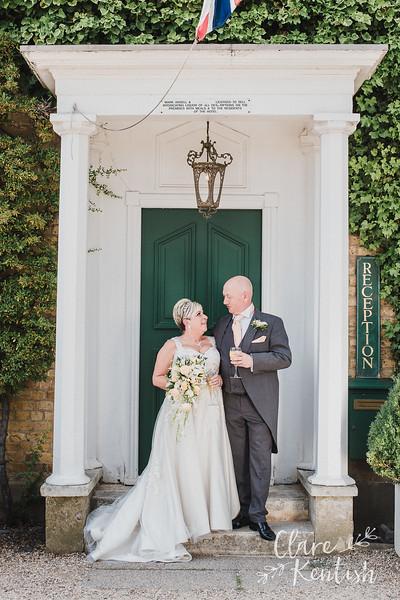 Louise & Martin @ Friern Manor