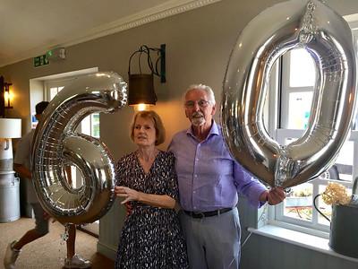 2019 08 Mum and Dads 60th Anniversary