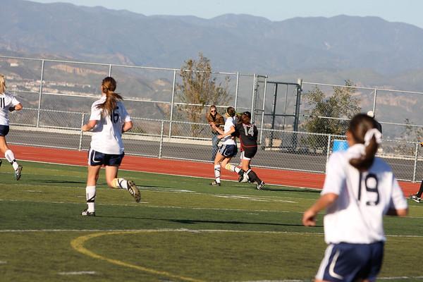 Girls soccer 2-03-2011