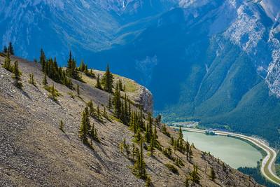 2017-06-17 Gap peak and Mt Fable