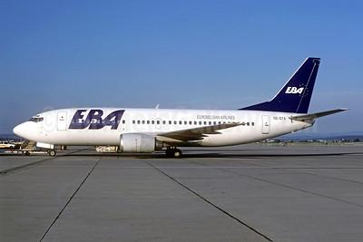 EBA - Eurobelgian Airlines