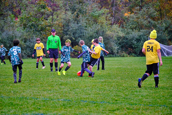 Soccer Tournament - Game One - 10-23-2021