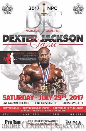 2017 Dexter Jackson Classic