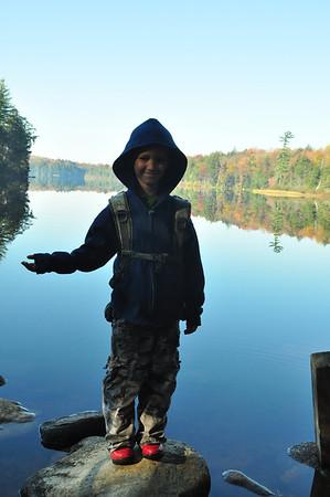 Nicks Lake 10-8-11
