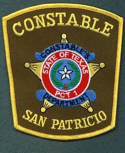 San Patricio Constable PCT 1