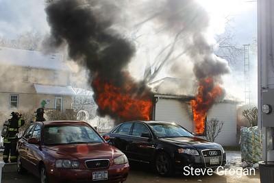 garage fire 3/10/17