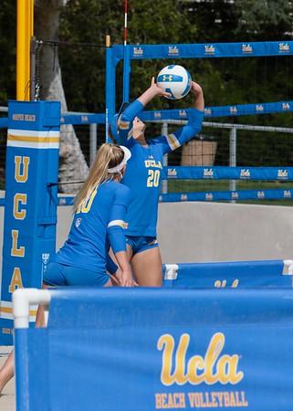 UCLA vs Az State Womans Beach VB Game Mar. 7, 2020 (Album 3)