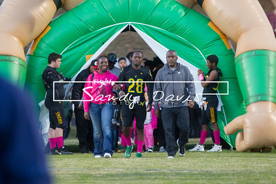 2017_10_27 Woodbridge Football Senior Night