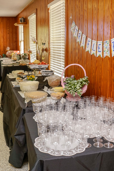 Mother's Day Tea Party 2018