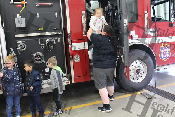 Winsted Fire Prevention Week 2019