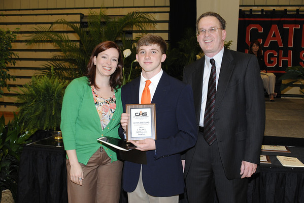 2014 CHS Spring Sports Convocation