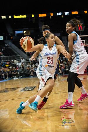 WNBA Atl Dream vs Indiana Fever