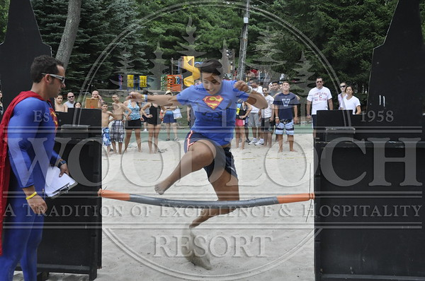 August 11 - Superhero Games