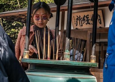 Kyoto Rokuon-ji Golden Pavilion Park