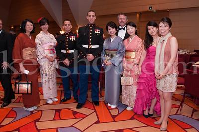 US Embassy Marine Corps Ball 2013