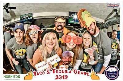 4/13/19 - Taco & Tequila Bar Crawl