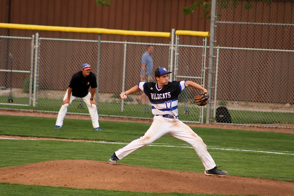 West Lyon baseball at Sioux Center 5-31-19