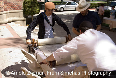 USC Chabad New Torah 091706